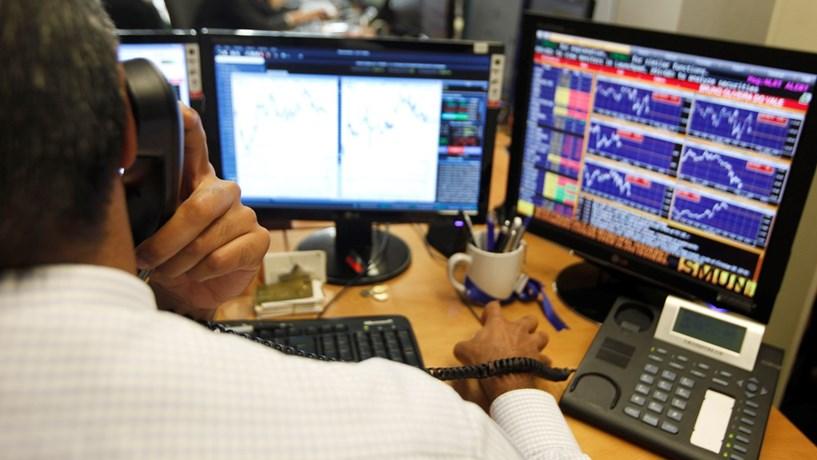 Bolsas europeias seguem maioritariamente negativas após dicurso de Draghi