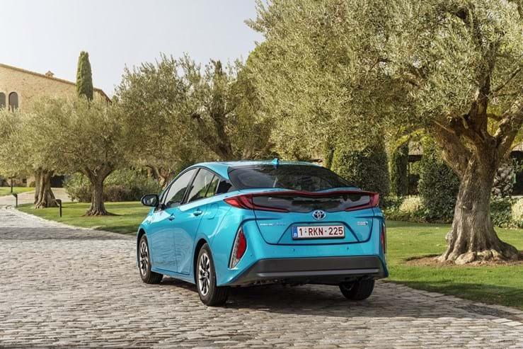 Fotogaleria: Toyota Prius Plug In Hybrid   Recarregável