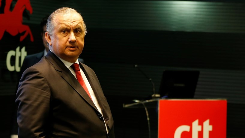 CTT regista a maior subida em quatro meses - Bolsa - Jornal de Negócios 426cb4d793d1b