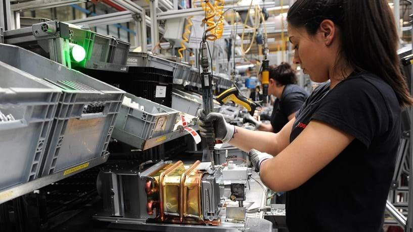 6c67b397188 Bosch contrata mais 250 a 350 pessoas em Portugal - Indústria ...