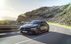 Mercedes-Benz CLA: Desportivo e requintado