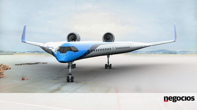 Aircraft of the future could run out of wings to increase efficiency
