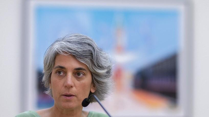 Graça Fonseca - Ministra da Cultura